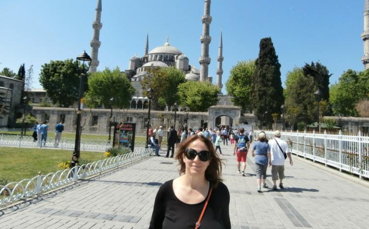 Heljda i Istanbul 2015