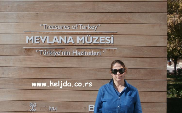 Muzej Mevlana Rumi