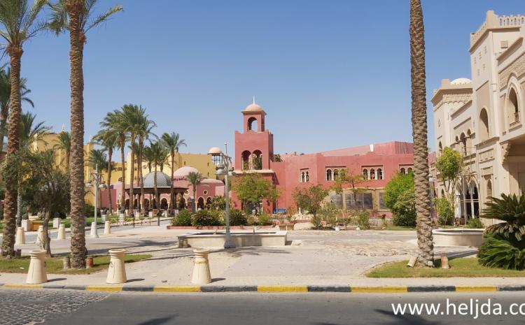 Heljda u Egiptu 2020