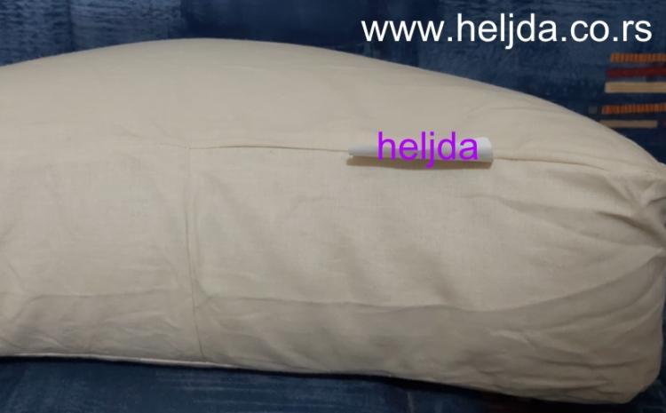 ergonomski jastuk od heljde
