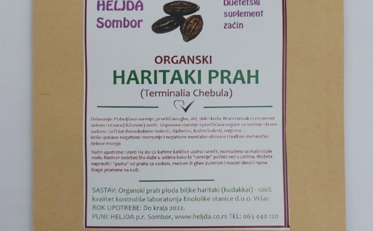 Haritaki prah (Terminalia chebula) 1/1