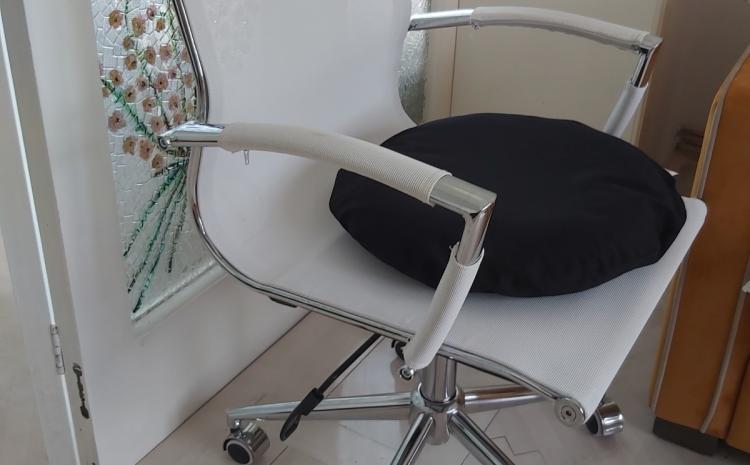 jastuk za kancelarijsku stolicu za dugo sedenje
