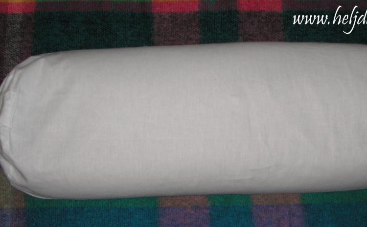 Cilindrični jastuk za spavanje od heljde