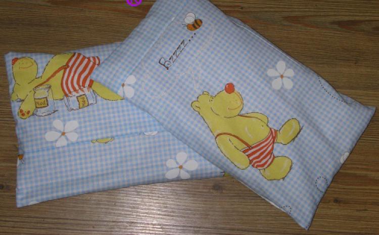 Jastuče za bebe od heljde