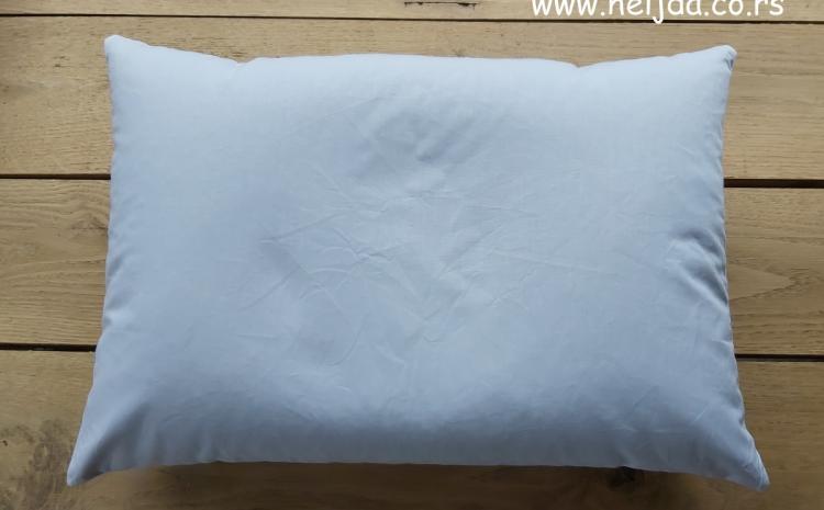 Jastuk od heljde za decu, antialergiski  i anatomski