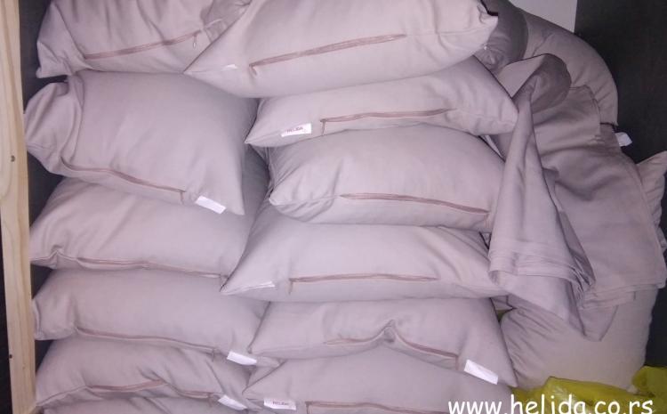 jastuk za spavanje od heljde