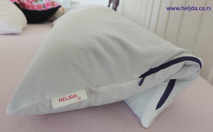 Dvodelni jastuk od heljde
