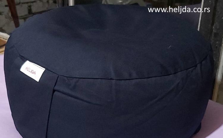 jastuk zafu za meditaciju