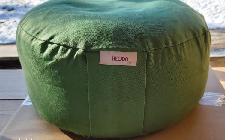 Zafu jastuk za meditaciju od heljde