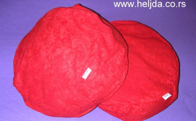 zafu jastuk od heljde za meditaciju