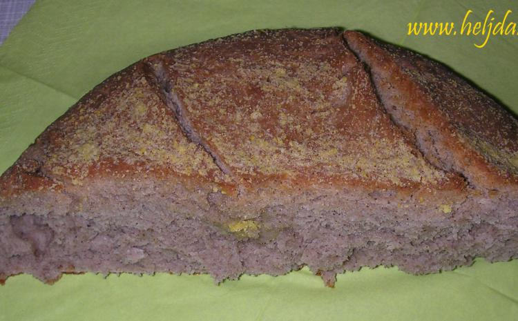Hleb od heljdinog brašna