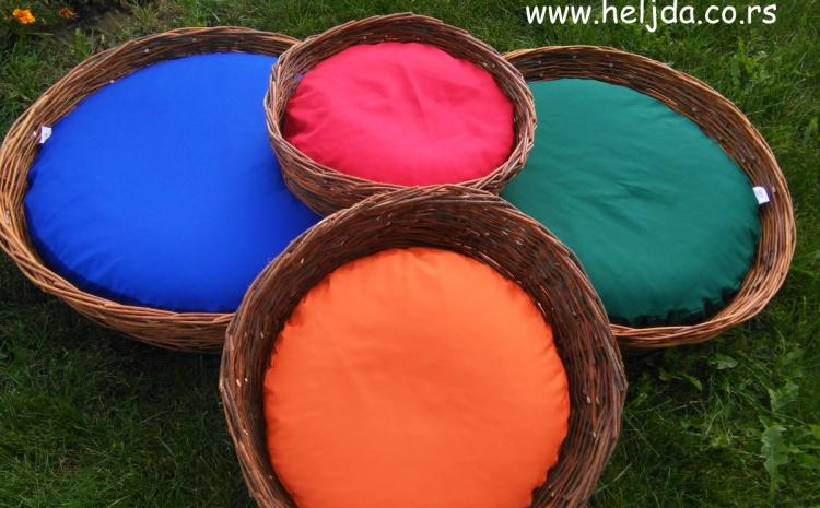 jastuci za pse i mačke, organic cushions for dogs and cats, heljda