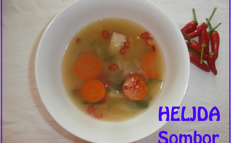 Lekovita ljuta supa