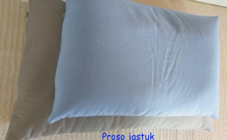Proso jastuci