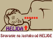 Jastuci od heljde
