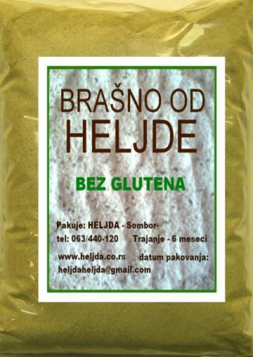 Brašno od heljde - bez glutena