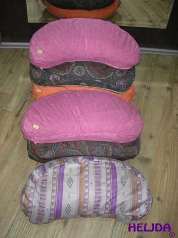 Jastuk za meditaciju Polumesec