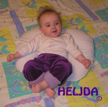 Jastuk za bebe od heljde