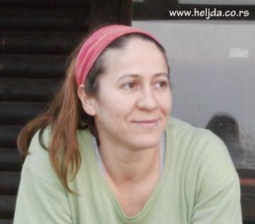 Roza Knežević učiteljica kuvanja