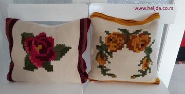 Jastuk od heljde sa staparskim ćilimom