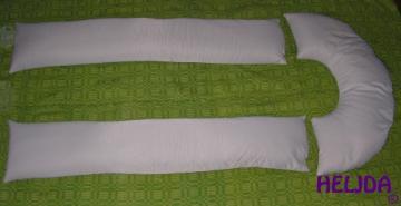 Trodelni jastuk za trudnice od heljde