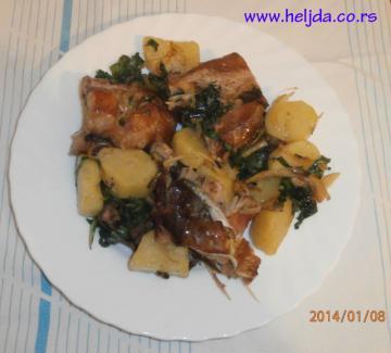 Zdravi recepti- Dimljena, sušena riba