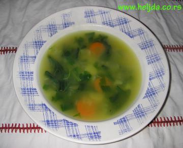 supa sa štirom